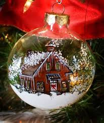 Hand Decorated Christmas Balls Hand Painted Christmas Ornaments ♢Christmas Ornaments 6