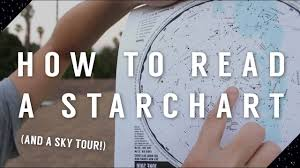 How To Read A Starchart
