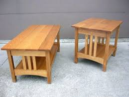 full size of folding wood picnic table plans free patio set mission style end interesting sofa large