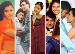 5 films starring kajol and ajay devgn
