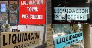 POR LOS TARIFAZOS, EN DOS AÑOS, CERRARON 7.500 PYMES Y LA SANGRÍA CONTINÚA.  MACRI LO HIZO
