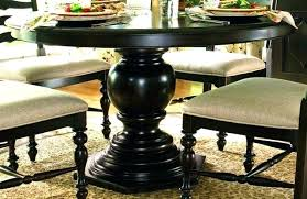 60 inch round table seats how many inch round glass dining table square with set decorations