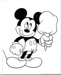Small Picture minnie mouse great coloring page mickey happy happy birthday