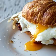 Image result for Gourmet breakfast sandwiches