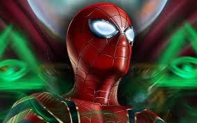 spiderman 3d art spider man fan art