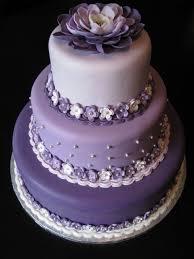 purple wedding cake images. cake - wedding shades of purple flowers images