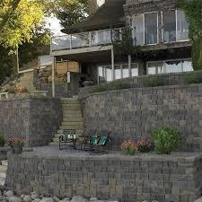 belgard diamond pro stone cut wall blocks