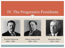The Progressive Presidents Www Topsimages Com