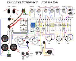 2204 layout triodeelectronics marshall mods marshall tube diy amp kit version 1