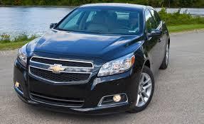 2013 Chevrolet Malibu Eco Priced from $25,995, Slightly Undercuts ...