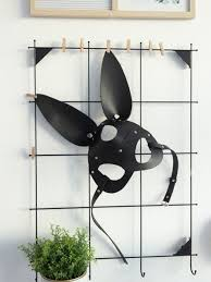 "Маска ""Bunny"" Leather Victoria 9761635 в интернет-магазине ..."