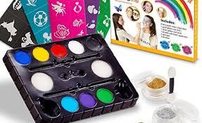 face painting supplies best 2018