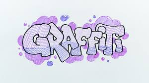 how to draw graffiti letters 13 steps