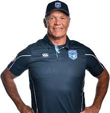 Ron Gibbs - NSWRL