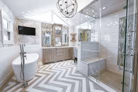 sphere lighting fixture. simple sphere sphere light fixture bathroom transitional with chevron tile floor chrome throughout lighting
