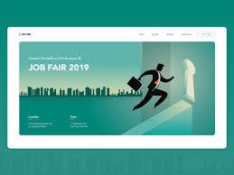 Design Job Fair Job Fair Banner By Ruhul Amin On Dribbble