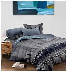 geometric bedding sets duvet cover set bed set twin double queen size bed linen bedclothes no sheet no filling girls comforter sets erfly bedding from