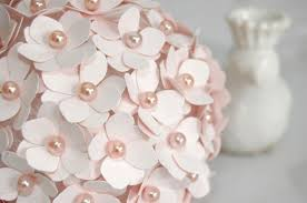 Paper Flower Balls To Hang From Ceiling Diy Paper Flower Pomander Tutorial Paper Flower Ball