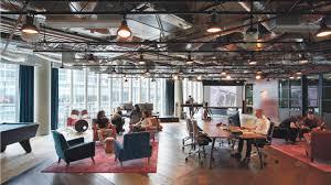 open floor office. Simple Office Microsoftu0027s UK Headquarters In London Designed By Gensler The Technology  Giant Is A Prime Inside Open Floor Office I