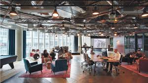 microsoft s uk headquarters in london designed by gensler the technology giant is a prime
