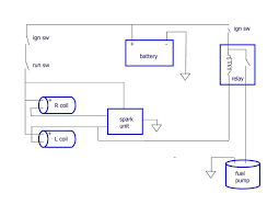 vt750 timing and cdi s honda shadow forums shadow motorcycle forum a dead short through the cdi is probably why you are having problems here is a simplified diagram of this part of the wiring