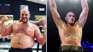 Tyson Fury [2021 Update]: Body ...