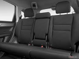 2010 honda cr v rear seat