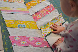 diy herringbone chevron baby quilt tutorial the diy mommy