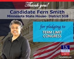 Fern Smith Pledges to Support Congressional Term Limits - U.S. Term Limits