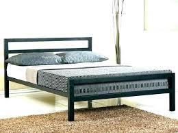 king size bed metal frames – kekkonnhenoippo.info