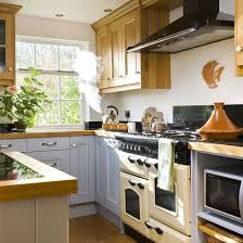 kitchen designs with range cookers