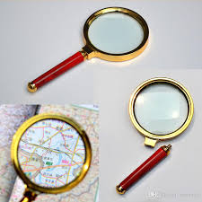 reading magnifying glass 10x handheld magnifier hand held 80mm magnifying glass pocket microscope reading jewelry loupe reading magnifying glass 10x