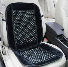office chair seat covers. Zone Tech Black Wooden Beaded Plush Velvet Seat Cover Premium Quality Ultra Comfort Car Cushion Office Chair Covers A