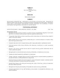Marketing Assistant Resume Objective Examples Sidemcicek Com
