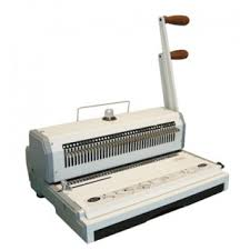 <b>WireMac</b> Manual <b>Wire Binding</b> Machine | Walternash.ie | Print ...