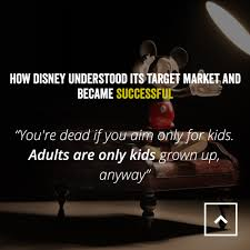 How Disney Understood Its Target Market And Became Successful