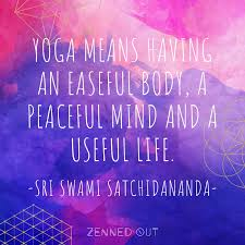 in clical yoga philosophy we use something called the patanjali s eight fold path for guidance these eight limbs or steps help us reach the state of