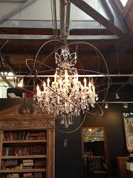 industrial chic lighting. This Chandelier Is Industrial Chic Perfection! #SilestoneTrends Lighting L