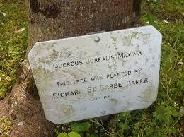 Richard St Barbe Baker Wikipedia