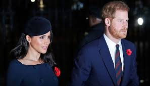 Britain's prince harry and meghan, the duke and duchess of sussex, arrive at the annual endeavour fund awards in london on march 5, 2020. Prince Harry Meghan Markle Accused Of Lying After Duke S Recent Slip Up