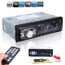 Bộ đầu nghe đài radio, bộ máy phát mp3/usb/sd/aux/fm bluetooth 12-24v dành cho  xe ô tô, xe bán tải, xe tải - intl - Sắp xếp theo liên quan sản phẩm