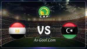 نتيجة مباراة ليبيا ومصر في تصفيات كأس العالم 2022
