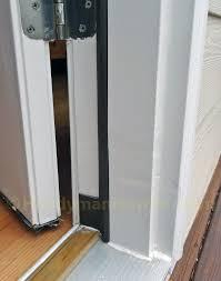 exterior door jamb. Rotted Exterior Door Frame \u2013 Finished Repair Jamb M