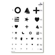65 Faithful Printable Eye Chart For Toddlers