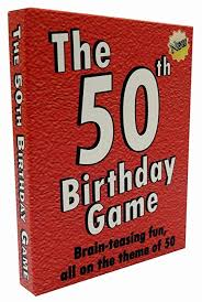 50th birthday gifts for best friend female awesome amazon the 50th birthday game fun 50th birthday party idea