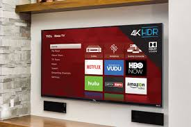 TCL\u0027s 55-inch Roku P-Series TV is on sale at Best Buy today for $499.99