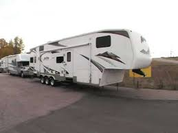 2006 keystone raptor 3612ds toy hauler fifth wheel