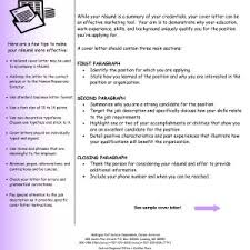 Valid Resume Covering Letter Sample Pdf   Storyfeed.co