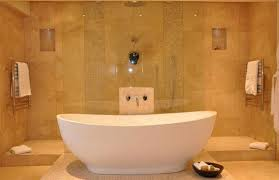 bathroom fascinating soaker tubs with freestanding tub filler and bathroom design ideas