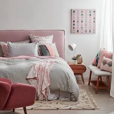 ... Best Copper And Blush Home Decor Ideas Designs For Design Simple  Blushing Pink Bedroom 1024 ...